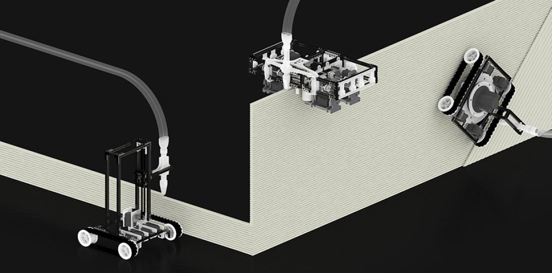 Minibuilders Robot Builders 4