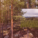 Contemporary Cabins - Mirror Cube at TreeHotel Sweden  4
