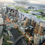 Futuristic Cities: Multiplicity by John Wardle Architects