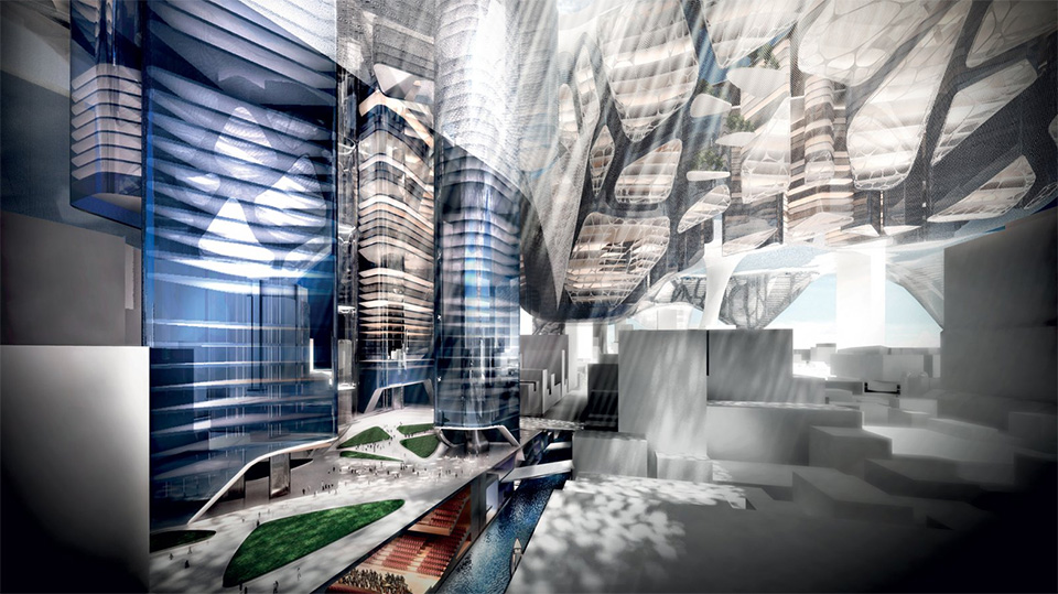 Multiplicity by John Wardle Architects 2