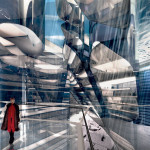 Futuristic Cities: Multiplicity by John Wardle Architects 3