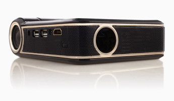 ODIN Side Photo 345x200 ODIN Smart Projector Brings Hi Res Projection to Android