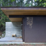 Contemporary Cabins - Olson Kundig Architects Gulf Island Cabin 6