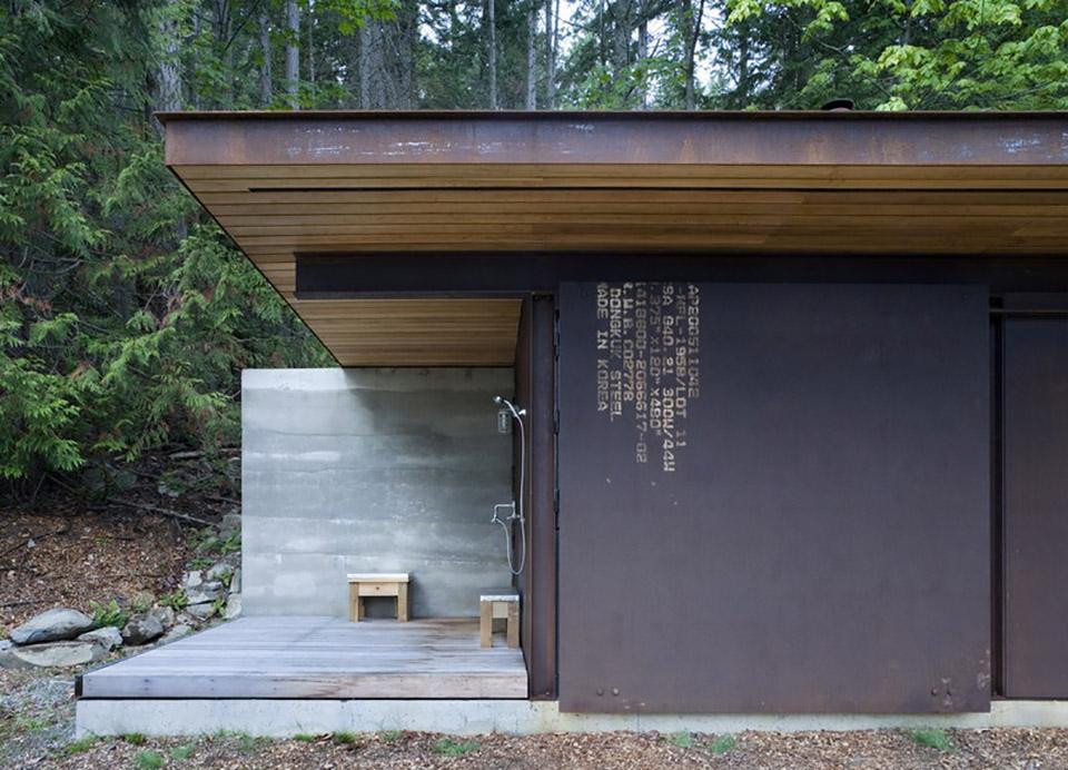Olson Kundig Architects Gulf Island Cabin 5