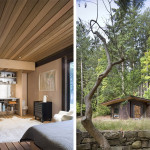 Contemporary Cabins - Olson Kundig Architects Gulf Island Cabin 3