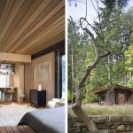 Contemporary Cabins - Olson Kundig Architects Gulf Island Cabin 3