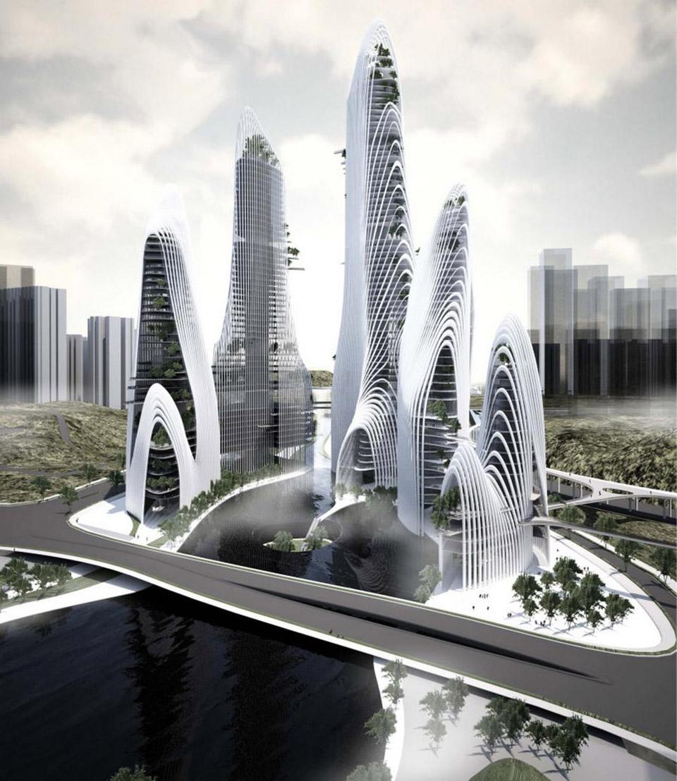 Shan Shui City 1