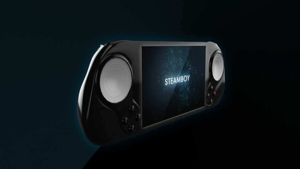 Steamboy Front View