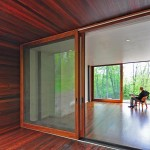 Contemporary Cabins - Studio for a Composer for Johnsen Schmaling Architects 2
