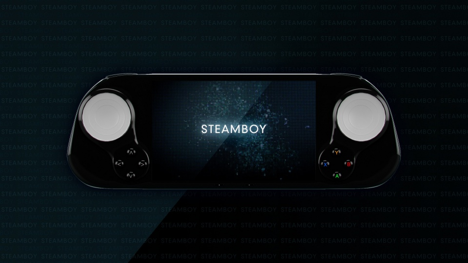 The Steamboy