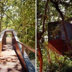 Contemporary Cabins - Tree Snake House by Luis and Tiago Rebelo Andrade 1