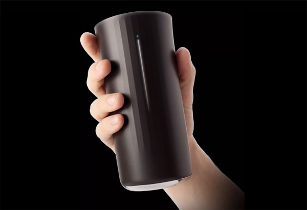 Vessyl Smart Cup 2 600x411 Vessyl Smart Cup Delivers Data on Your Drinking Habits