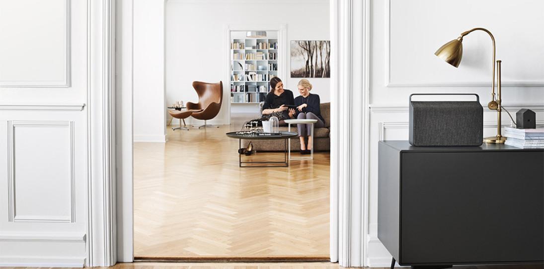 Vifa Copenhagen Bluetooth Speaker hero