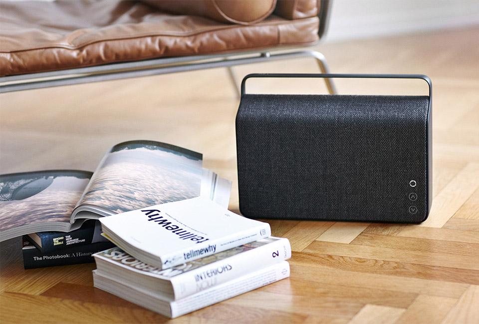 Vifa Copenhagen Bluetooth Speaker 3
