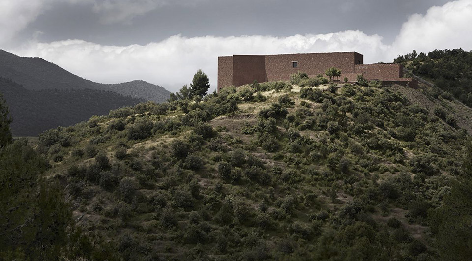 Morocco Villa By Studio Ko Is A Modern Mountain Fortress