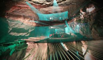 Cave Trampoline 3