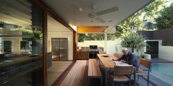 Beeston Street House by Shaun Lockyer Architects 3