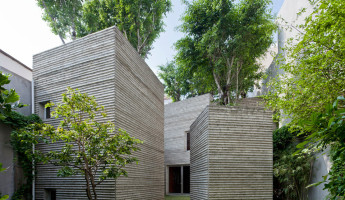House for Trees by Vo Trong Nghia