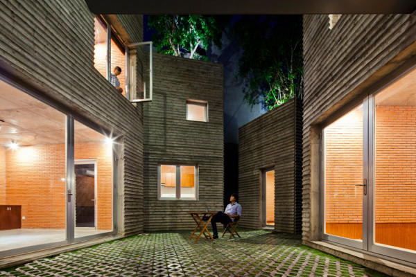 House for Trees by Vo Trong Nghia 3