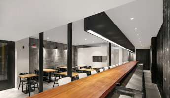 Paris Restaurant Design: Le Clos Y