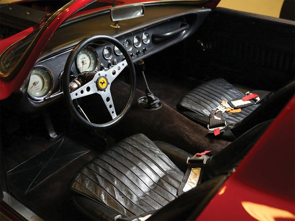 1961 Ferrari 250 GT N.A.R.T. Spider by Fantuzzi 4