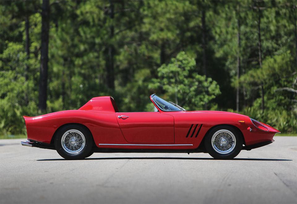 1961 Ferrari 250 GT N.A.R.T. Spider by Fantuzzi 5