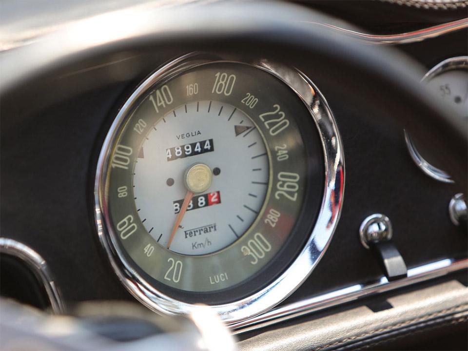 1961 Ferrari 250 GT N.A.R.T. Spider by Fantuzzi 9