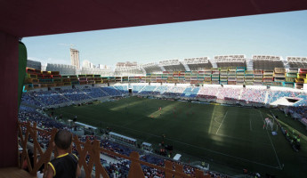 abandoned world cup stadium housing 2