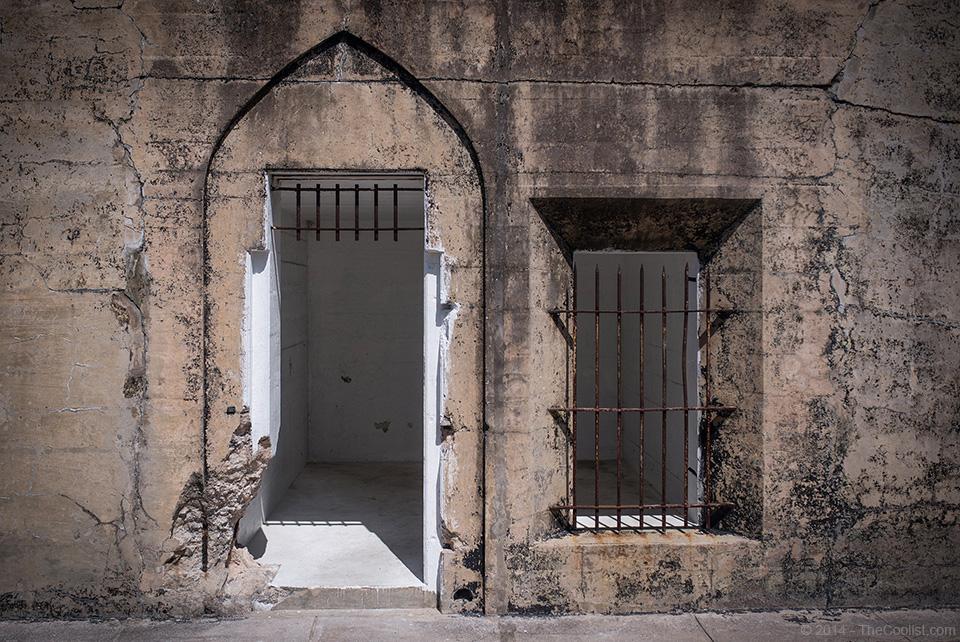Abandoned Beach Forts of Florida – Egmont-Key—Battery-One-3