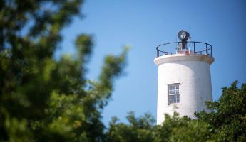 Abandoned Beach Forts of Florida - Egmont Key Lighthouse