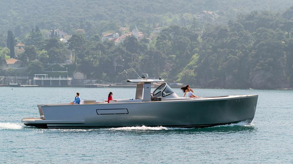Allen 55 Yacht 6