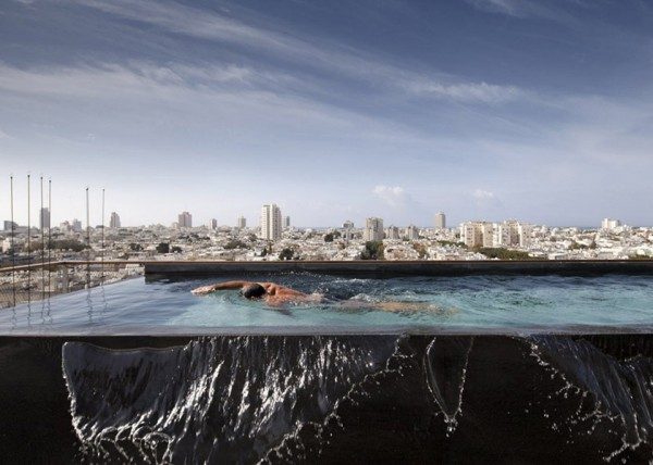 Pitsou Kedem Tel Aviv Penthouse 4