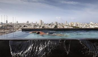Pitsou Kedem Tel Aviv Penthouse