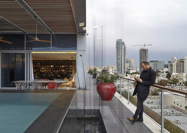 Pitsou Kedem Tel Aviv Penthouse 6