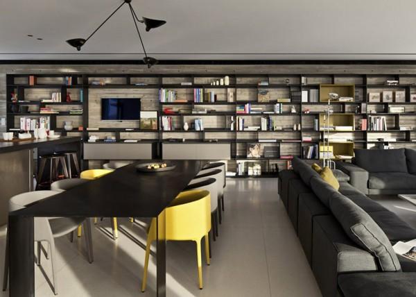 Pitsou Kedem Tel Aviv Penthouse 5