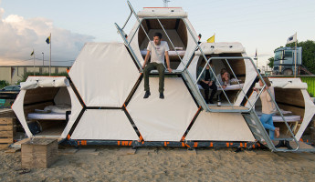 B-And-Bee Camping Pods