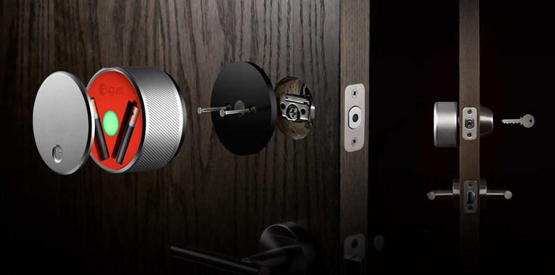 Best Smart Locks - August Smart Lock