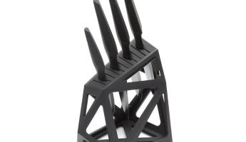 Black Diamond Knife Block and Precision Blades 3