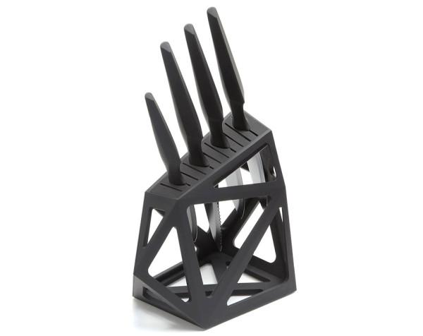 Black Diamond Knife Block and Precision Blades 3 600x476 Black Diamond Knife Block and Precision Blades