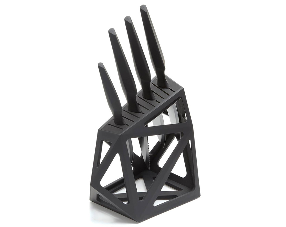 Black Diamond Knife Block and Precision Blades 3