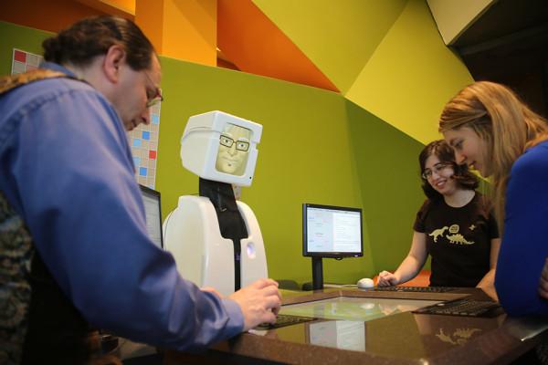 Humanoid Robots - Carnegie Mellon Victor Robot