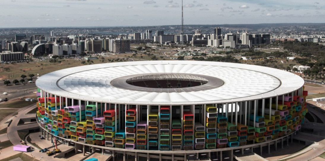 Abandoned World Cup Stadiums to Housing of the Future?