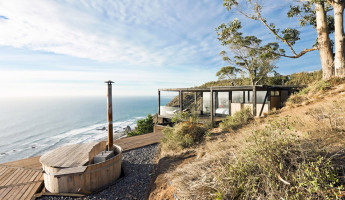 Chilean Beach Pavilion House 7