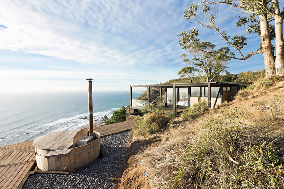 Chilean Beach Pavilion by WMR Arquitectos 10