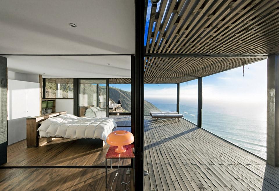 Chilean Beach Pavilion by WMR Arquitectos 11