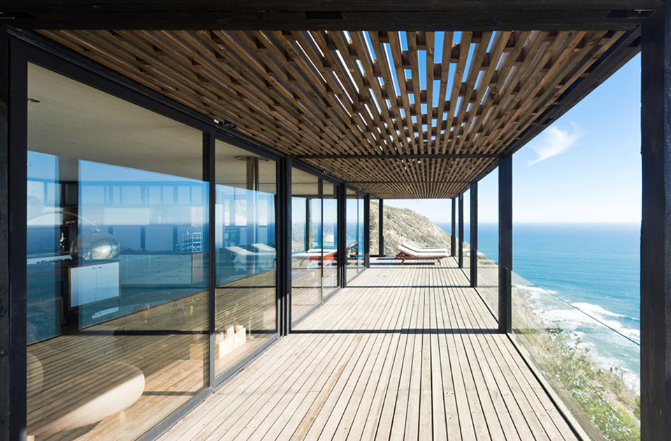 Chilean Beach Pavilion by WMR Arquitectos 2