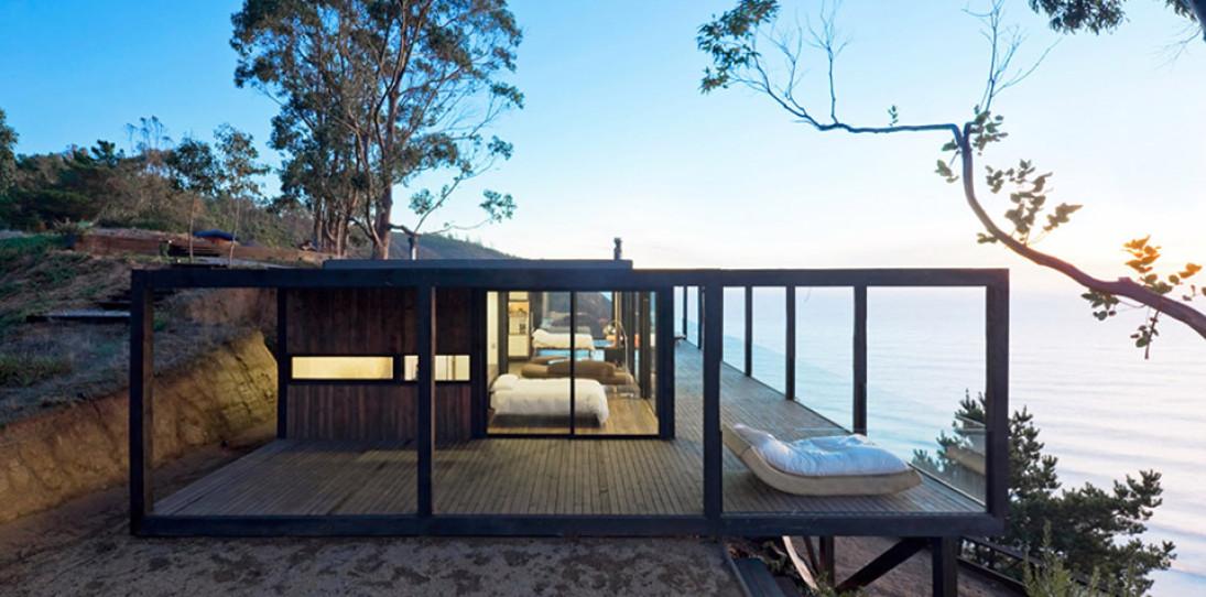 Chilean Beach Pavilion House