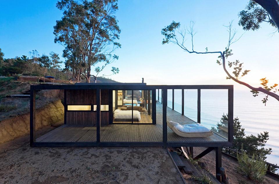 Chilean Beach Pavilion by WMR Arquitectos 6
