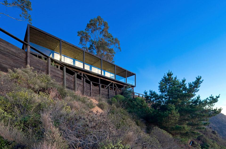 Chilean Beach Pavilion by WMR Arquitectos 9