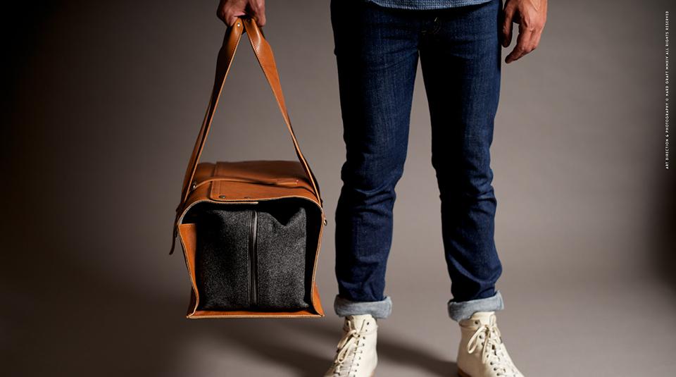 Hard Graft 1st Edition Travel Bag 1